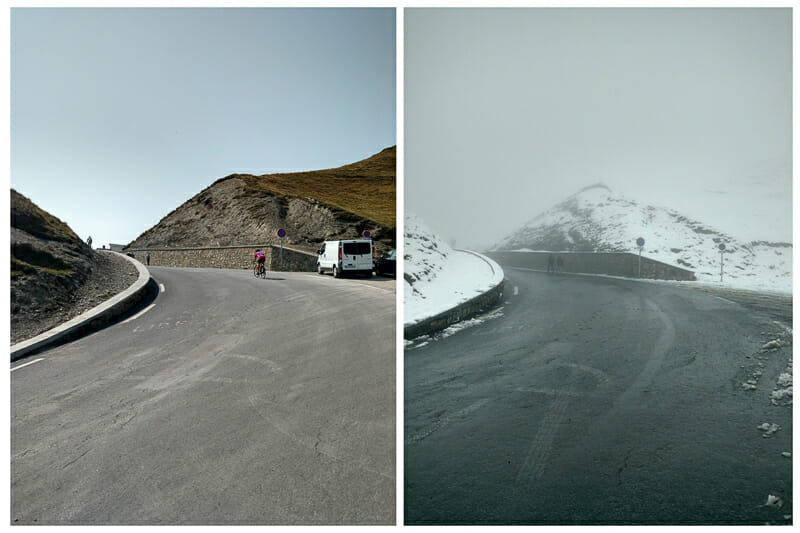 Tourmalet Cycling Pyrenees