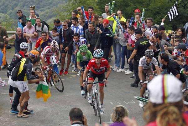 Andorra Vuelta Espana