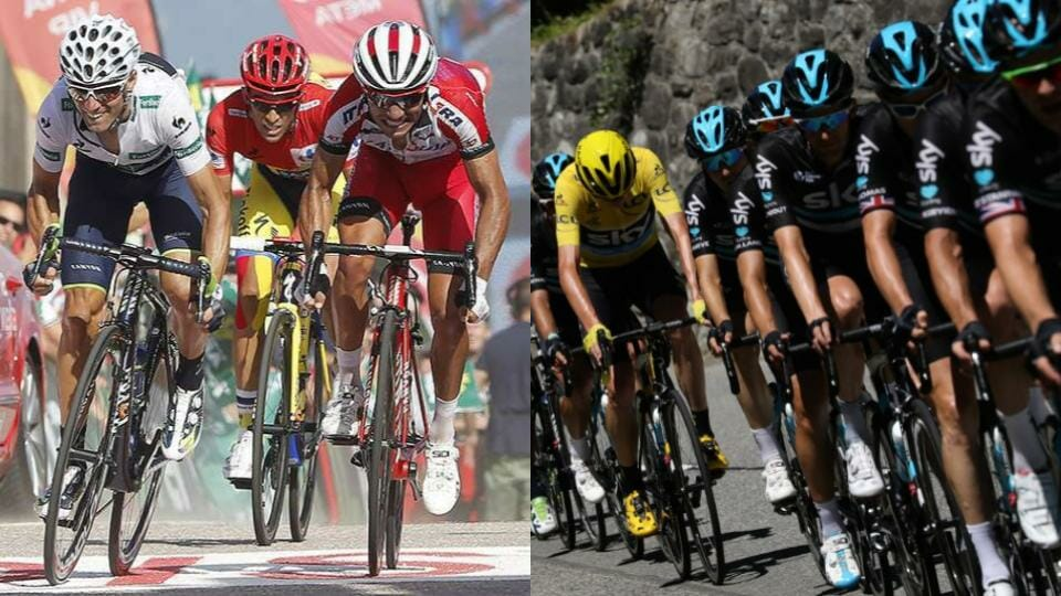 Vuelta vs Tour de France