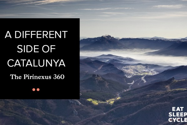 A Different Side of Catalunya - The Pirinexus 360 - Cycle Tour