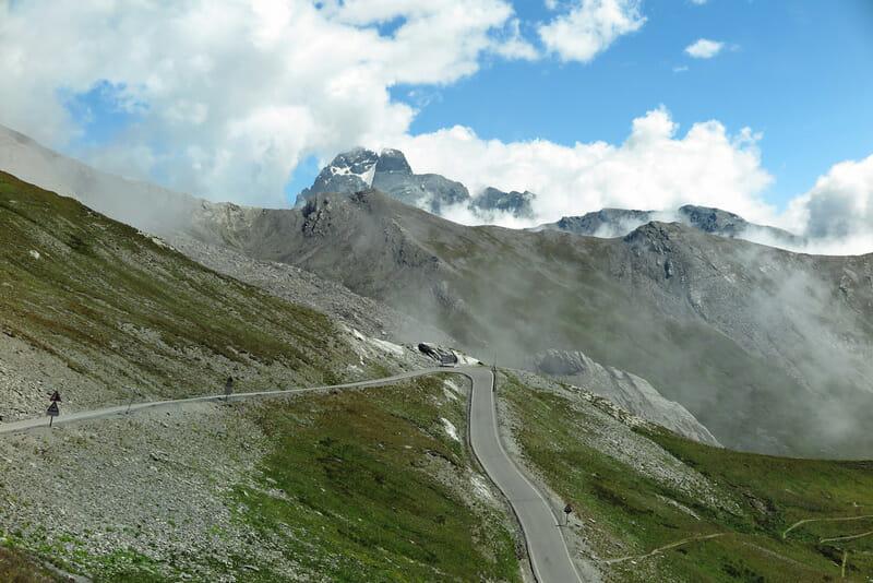 Classic Climbs of the Alps - Eat Sleep Cycle