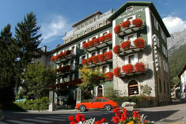 Food and Accommodation - Classic Climbs of the Giro - Cycling Tours