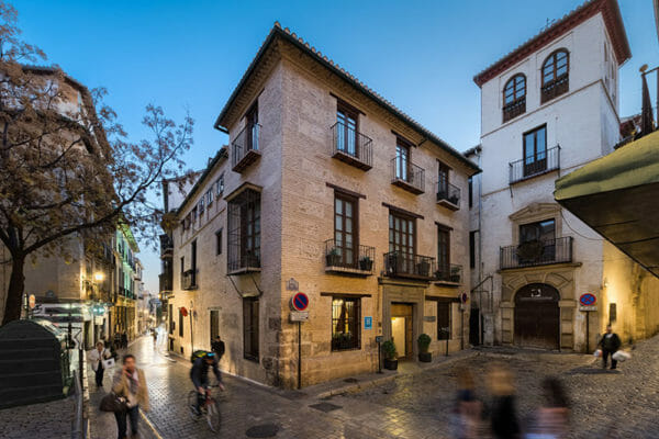 Food-and-Accommodation-Granada to Costa del Sol -Cycling-Tours