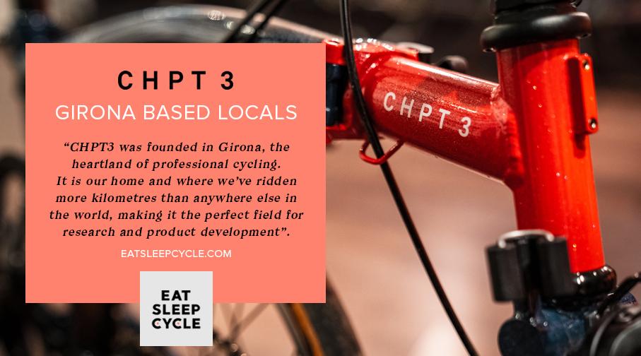 CHPT3 Bike Gear - Based in Girona