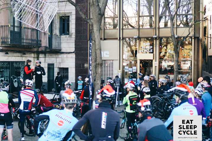 Christmas Cycle 2018 - Eat Sleep Cycle Girona - 12