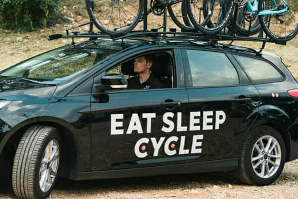 Ride-Support- Womens Pyrenees-Cycling-Tour