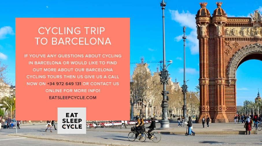 Cycling Trip to Barcelona - Eat Sleep Cycle Tour