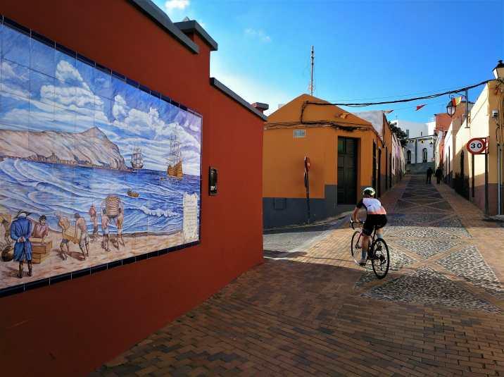 Gran Canaria Ingenio Mural