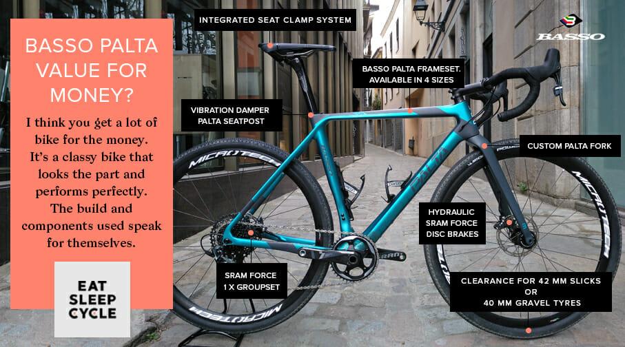 Basso Palta Bike Review - Value for Money
