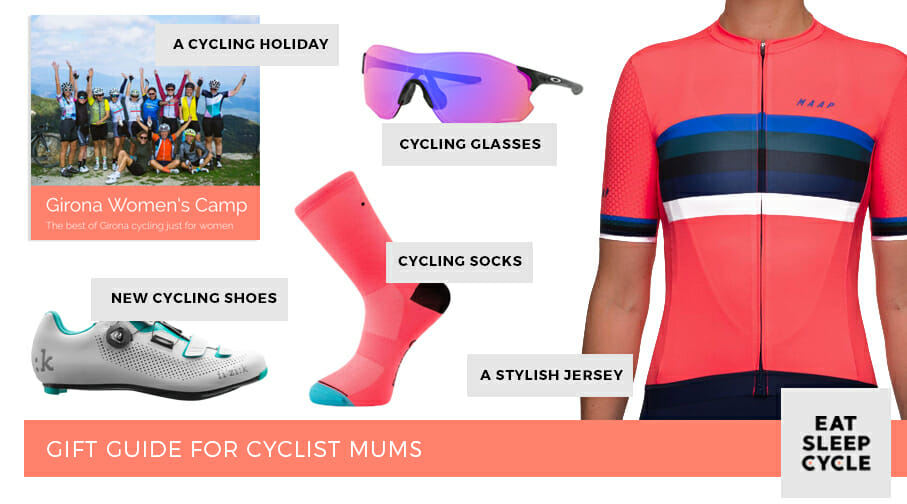 Mother's Day Gift Ideas for Cyclist Mums - Eat Sleep Cycle Girona