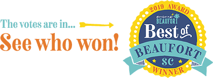 See who won the 2019 Best Of Beaufort!