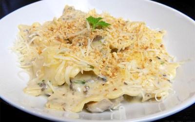 Porcini Mushroom Pasta Sauce