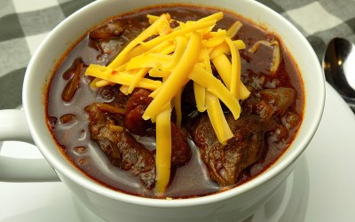 Jim's Texas Chili