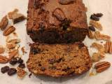 One Bowl Banana, Fig, Sour-Cherry & Pecan Loaf
