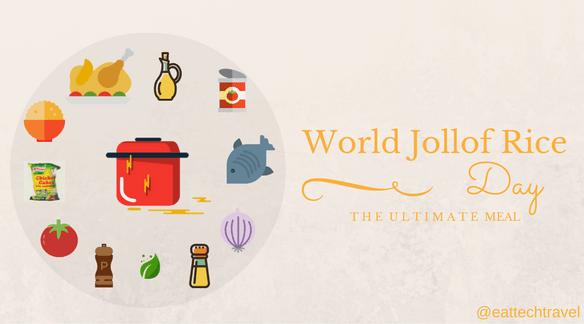 World Jollof Rice Day