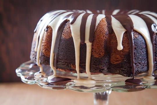 Easy Apple Bundt Cake