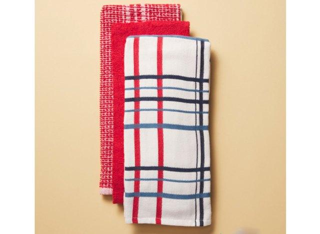 nautica kitchen towel set