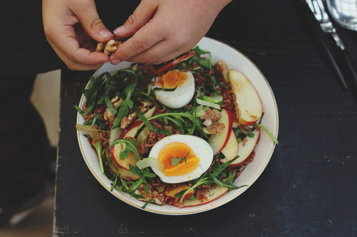 apple egg salad 5