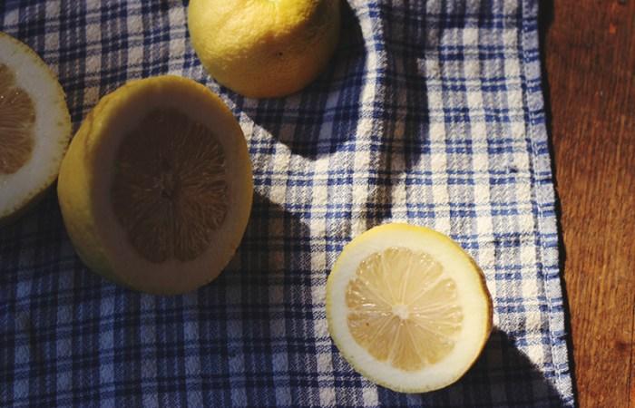 lemon coconut bars lemons