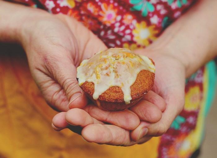 pumpkin cinnamon muffins 5