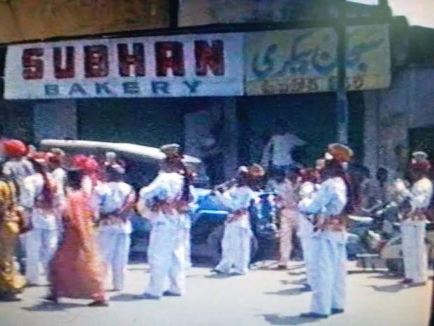 subhan bakery hyderabad