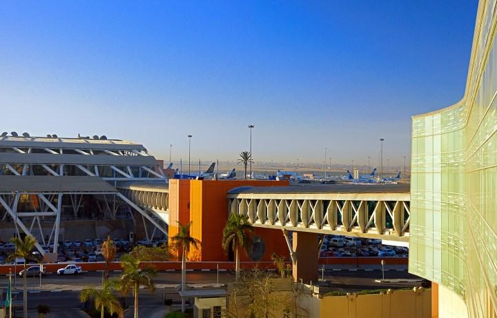 Le Meridien Cairo Airport