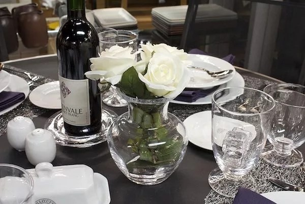 4 Tips For A Chic And Cheap Table Decoration Chic Dinner