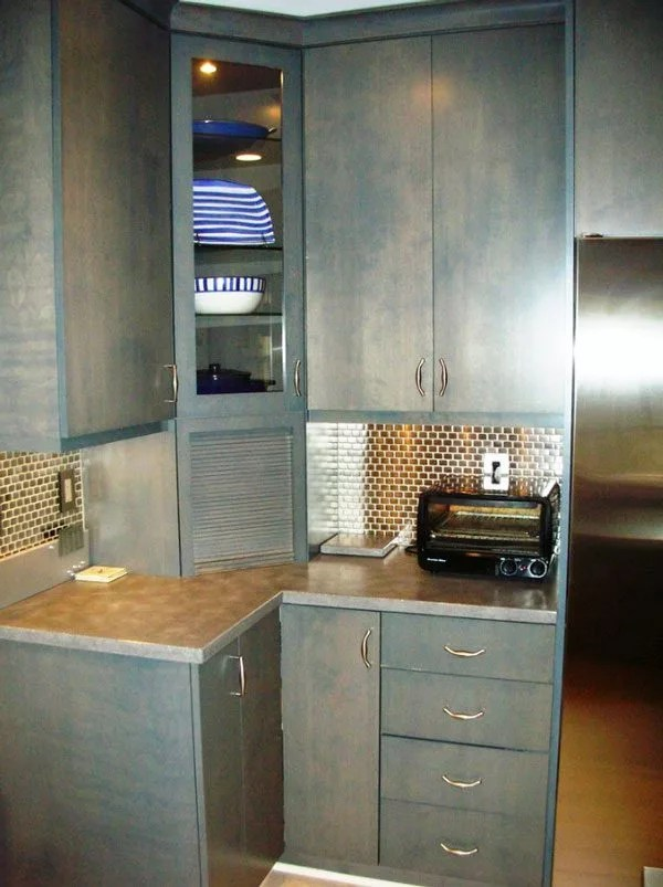 Thanks for visiting our main kitchen design page where you can search thousands of kitchen design ideas. Very Small Kitchen Designs — Eatwell101