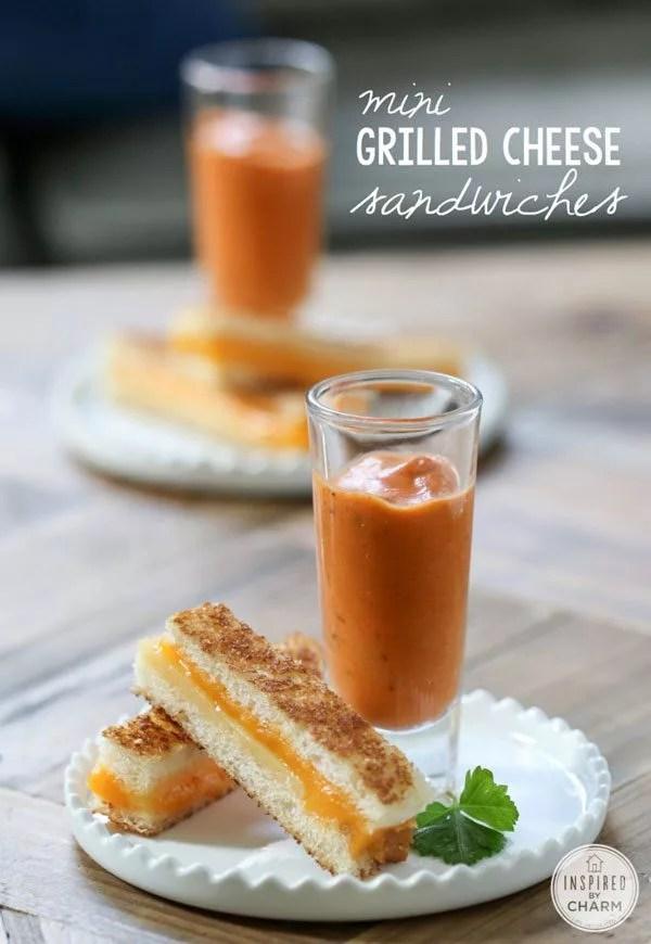 Shot Glass Appetizers Recipes Eatwell101