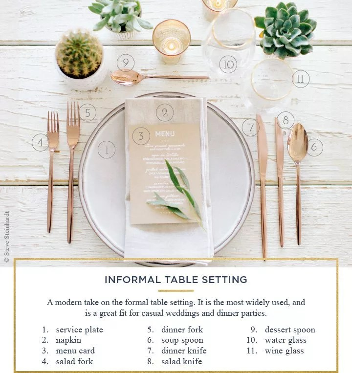 How To Style A Table For Every Occasion Checklist