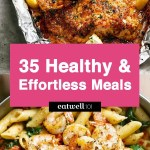 Easy Healthy Dinner Ideas 49 Low Effort And Healthy Dinner Recipes Eatwell101