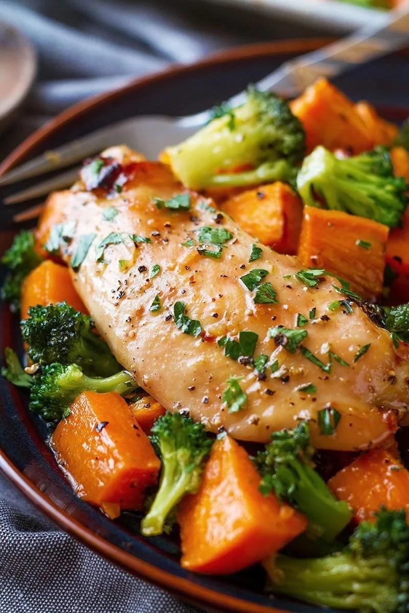 Healthy Chicken Breast Recipes: 21 Healthy Chicken Breasts ...