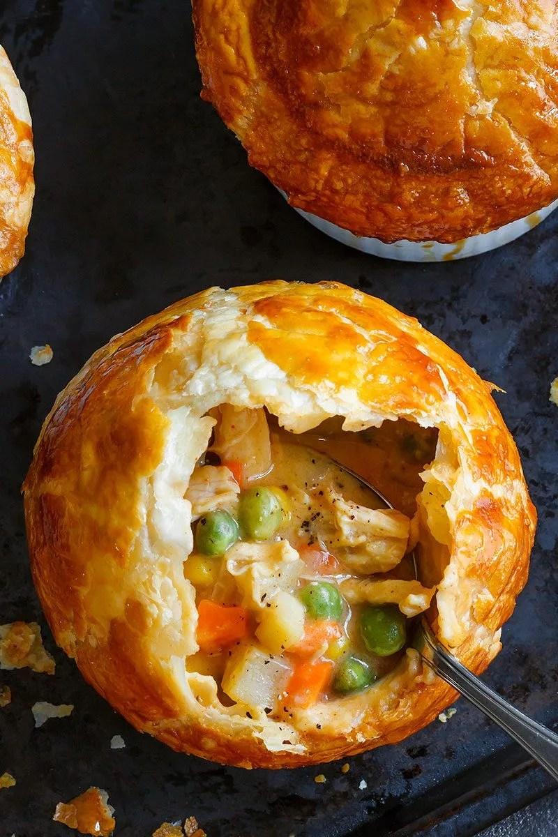 Chicken Pot Pie Recipe Eatwell101