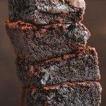 Super Fudgy Low Carb Keto Brownies Recipe Best Keto Brownies Recipe Eatwell101