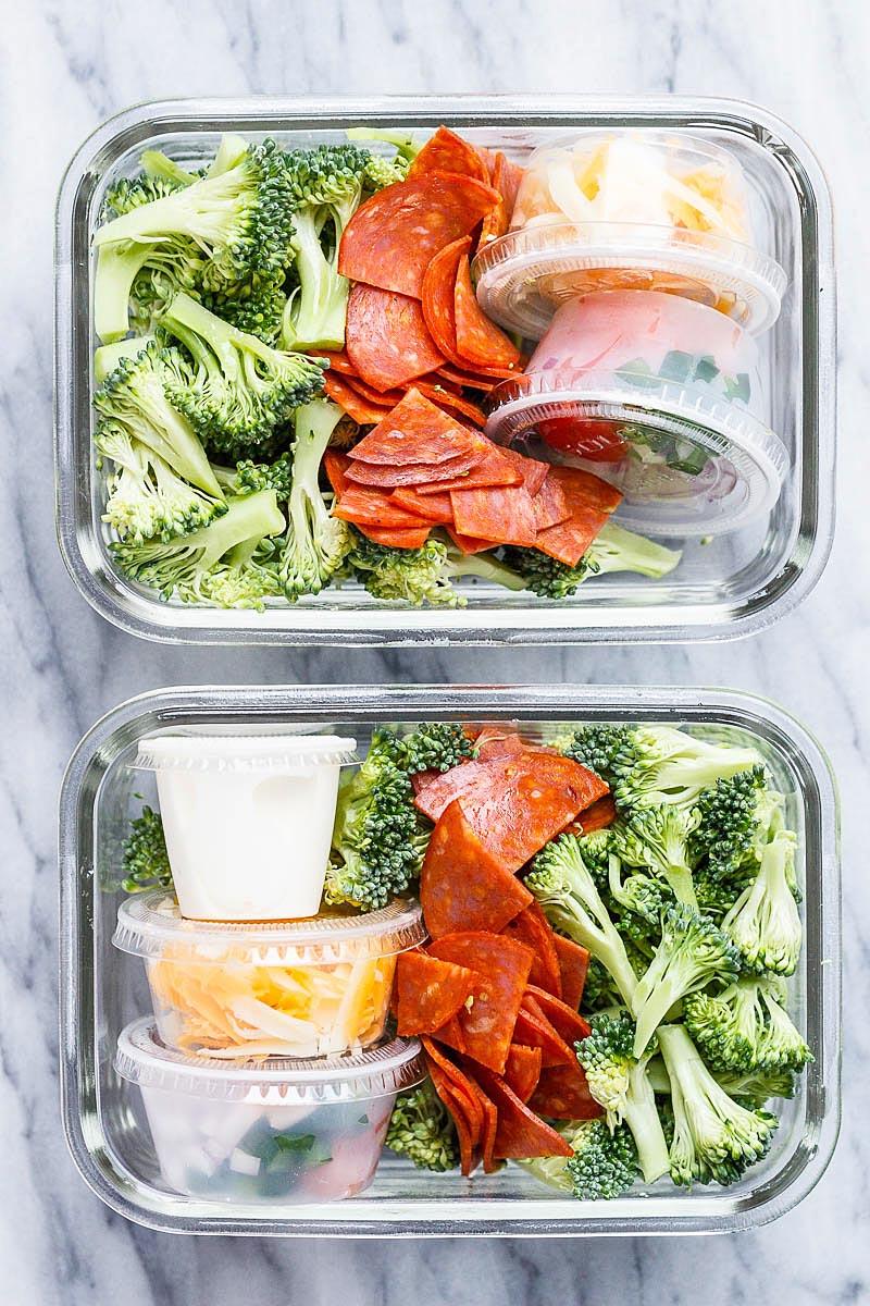 easy meal prep salad