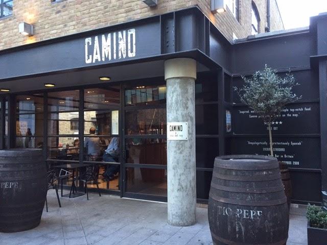 Camino in King's Cross, London