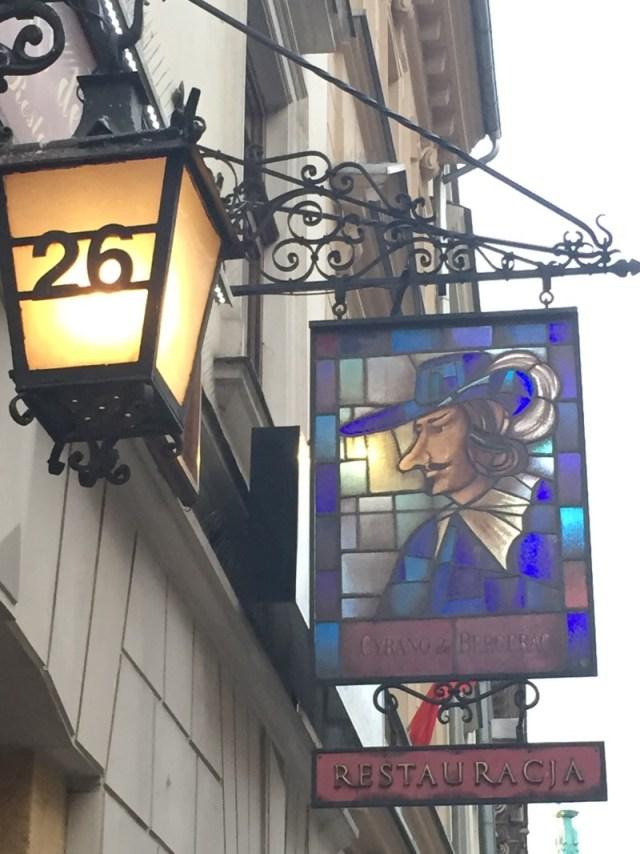 Cyrano de Bergerac in Krakow, Poland
