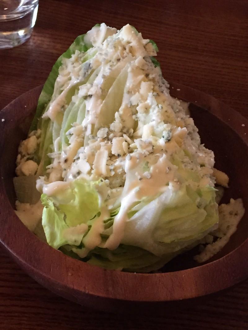The Miller & Carter lettuce wedge