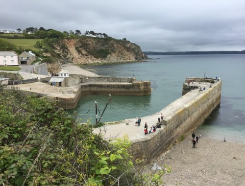 Picture of Charlestown Harbour, Cornwall