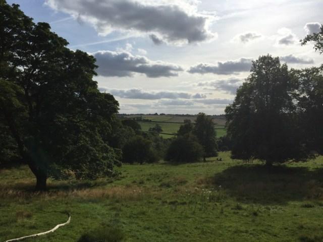 Nottinghamshire countryside