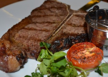 Steak at Meating, Birmingham