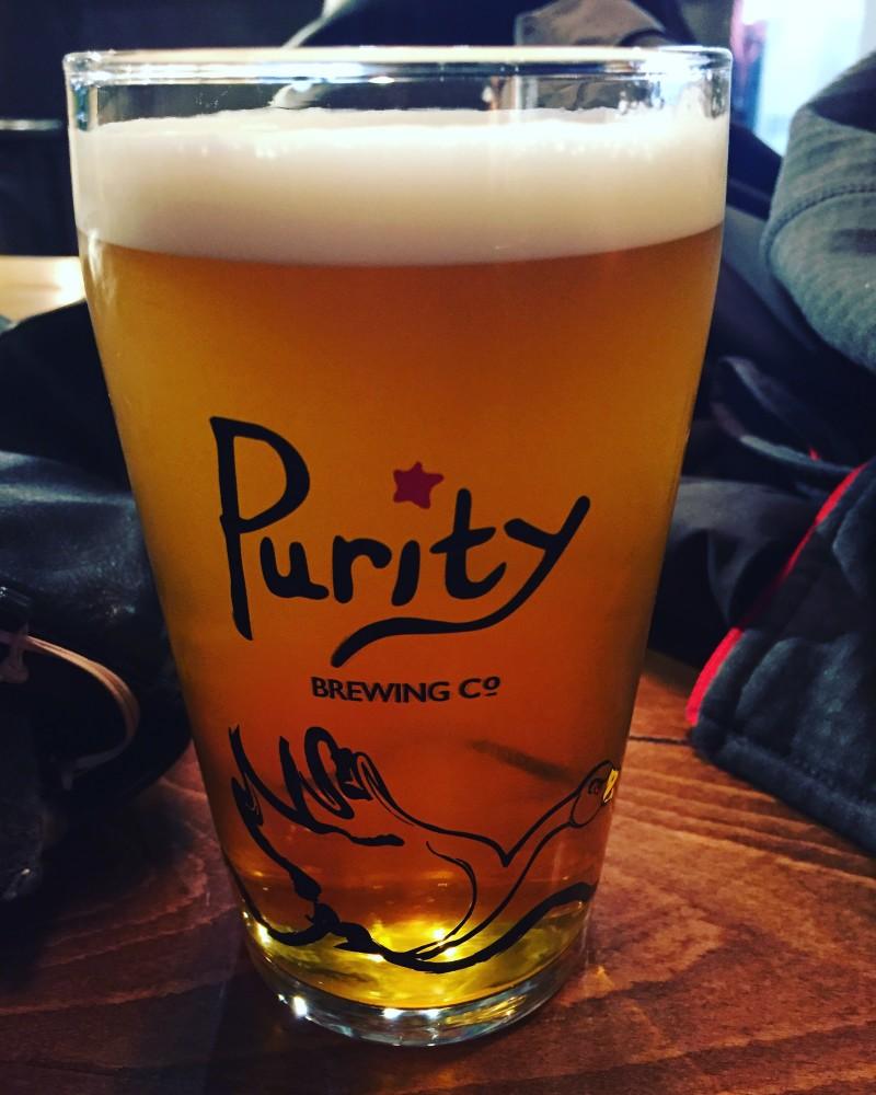 Purecraft Bar and Kitchen, Birmingham