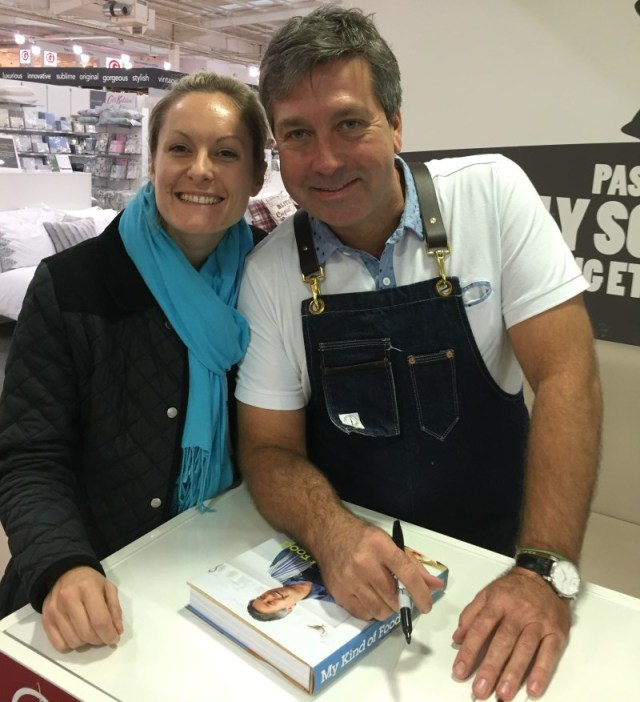 Eat with Ellen meets John Torode