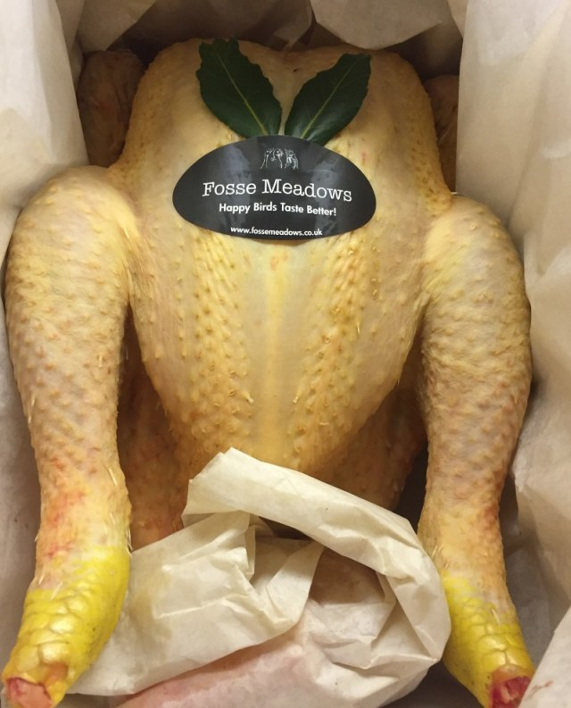 Fosse Meadows cockerel