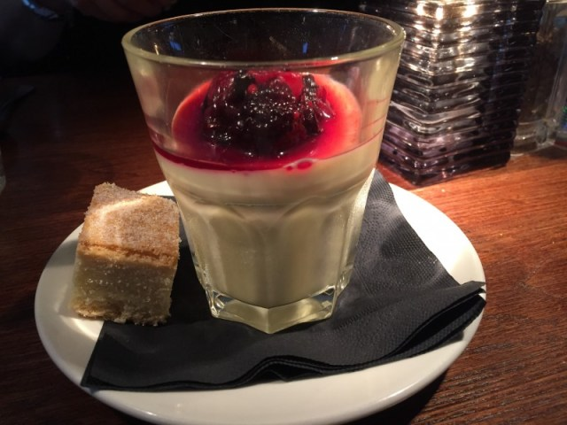 St Clements' Posset at The Stag at Offchurch