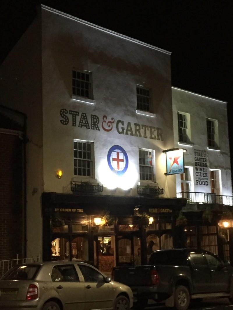 Star & Garter, Leamington Spa