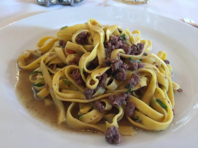 Pasta in Italy