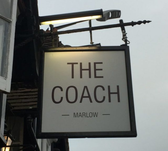 The Coach, Marlow