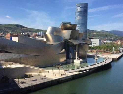 The Guggenheim, Bilbao