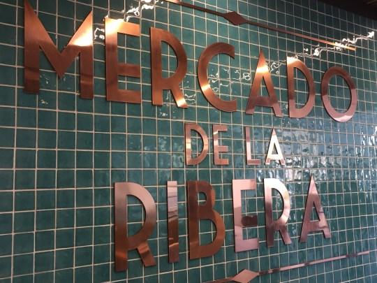 Ribera Market, Bilbao